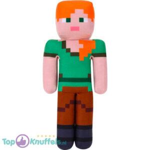 Minecraft Alex Pluche Knuffel 22 cm