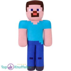 Minecraft Steve Pluche Knuffel 22 cm