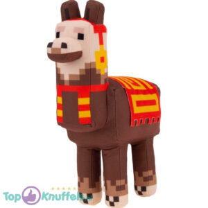 Minecraft Lama Alpaca Pluche Knuffel 22 cm