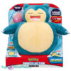 Pokemon Pluche Knuffel Interactief Speelgoed Snooze Action Snorlax 32 cm