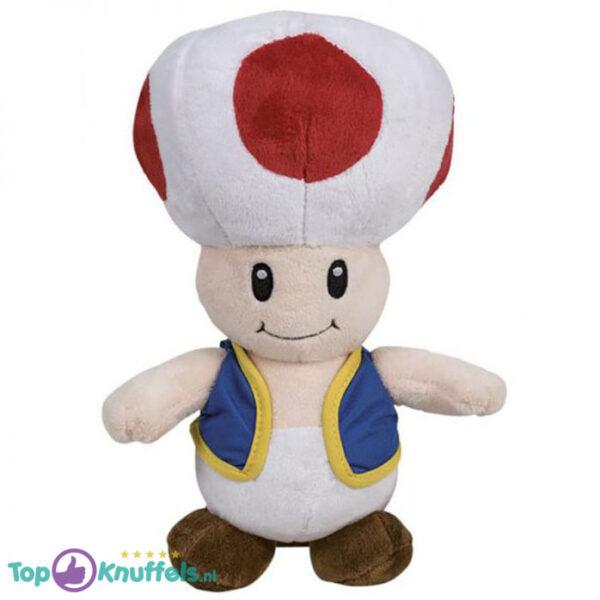 Super Mario Bros Pluche Knuffel Toad XXL 60 cm