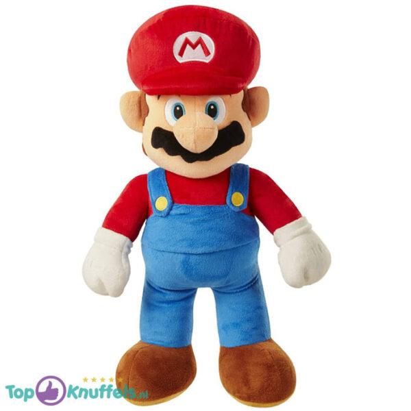 Super Mario Bros Pluche Knuffel Mario XXL 60 cm