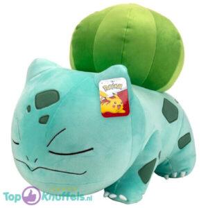 Pokémon Sleep Pluche Knuffel Bulbasaur (45 cm liggend)