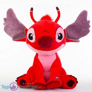Disney Lilo & Stitch Pluche Knuffel Leroy + Geluid XL 75 cm