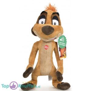 Disney Lion King Pluche Knuffel Met Geluid Timon 30 cm