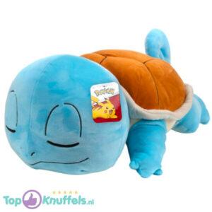 Pokémon Sleep Pluche Knuffel Squirtle (50 cm liggend)
