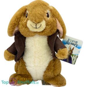 Peter Rabbit / Pieter Konijn Pluche Knuffel Benjamin 35 cm