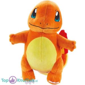 Charmander Pokémon Pluche Knuffel 21 cm