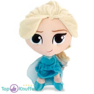 Disney Frozen Pluche Knuffel Elsa 25 cm