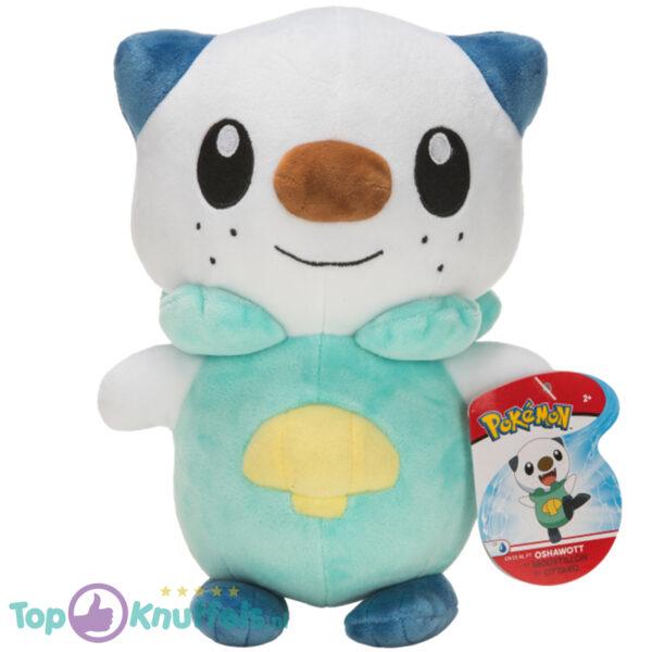 Pokémon Oshawott Pluche Knuffel 22 cm