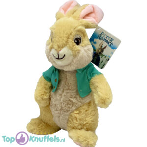 Peter Rabbit / Pieter Konijn Pluche Knuffel Cottontail 35 cm