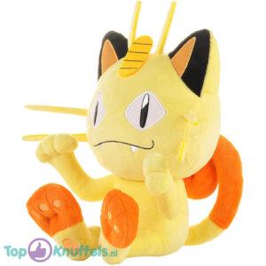 Meowth Pokémon Pluche Knuffel 30 cm