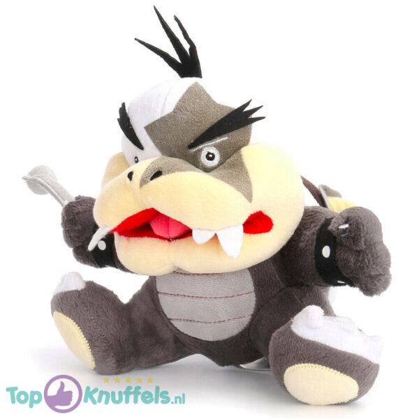 Super Mario Bros - Morton Koopa Pluche Knuffel 25 cm