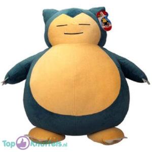 Snorlax Pokémon Pluche Knuffel XXL 60 cm
