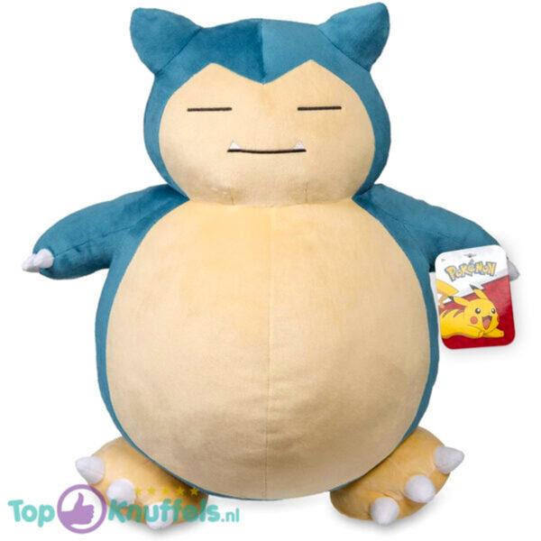 Snorlax Pokémon Pluche Knuffel XL 45 cm