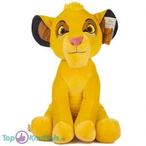 Disney Lion King Simba XL + Geluid 55 cm