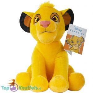 Disney The Lion King Simba + Geluid 30 cm