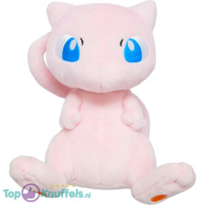 Pokémon Mew Pluche Knuffel 18 cm