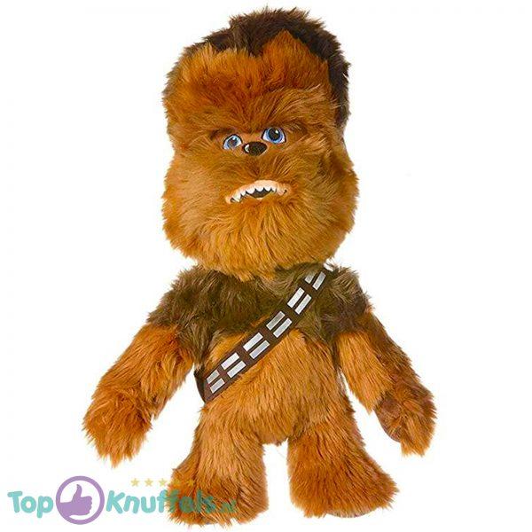 Disney Star Wars The Mandalorian Pluche Knuffel Chewbacca 48 cm