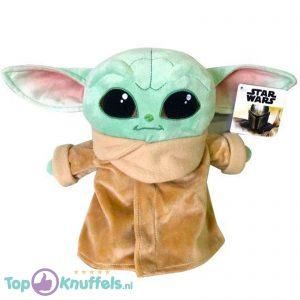 Disney Star Wars The Mandalorian - Yoda Pluche Knuffel 26 cm