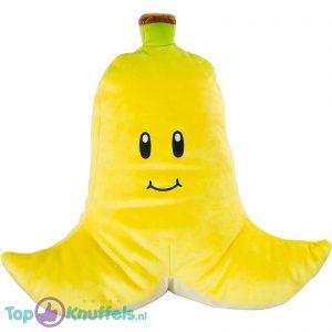 Banana (Banaan) Super Mario Bros Pluche Knuffel 26 cm
