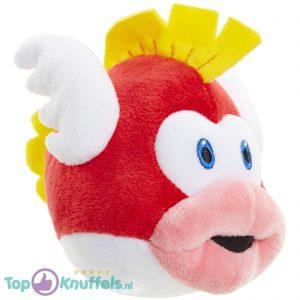 Cheep Cheep Vis Super Mario Bros Pluche Knuffel 25 cm