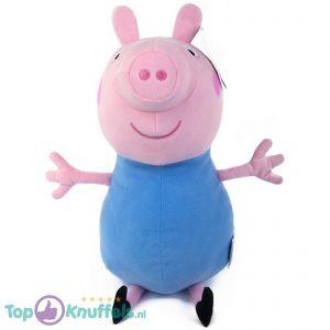 George Pluche Knuffel Peppa Pig XXL 80 cm