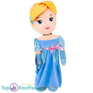 Assepoester Pluche Knuffel Disney Princess Cinderella 30 cm