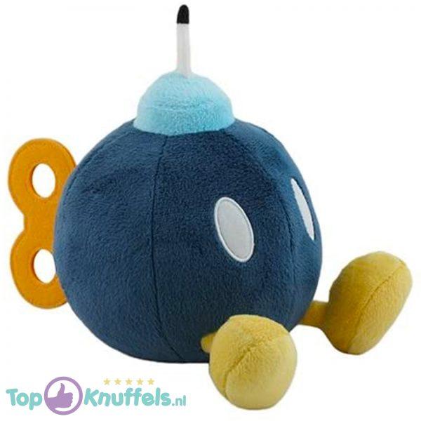 Bob-Omb Super Mario Bros Pluche Knuffel 40 cm