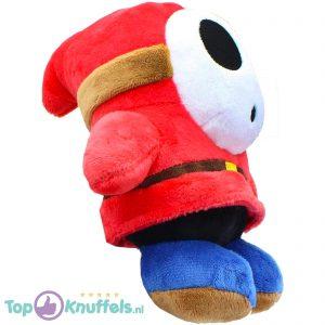 Shy Guy Super Mario Bros Pluche Knuffel 30 cm