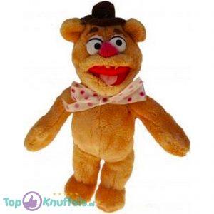 Fozzie The Muppets Show Disney Pluche Knuffel 22 cm