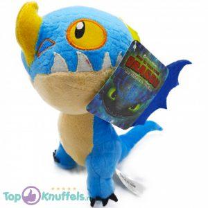 Stormfly Blauw - Hoe tem je een Draak / How to train your Dragon Pluche Knuffel 26 cm