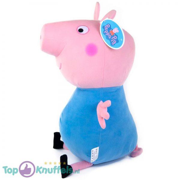 George Pluche Knuffel Peppa Pig XL 50 cm