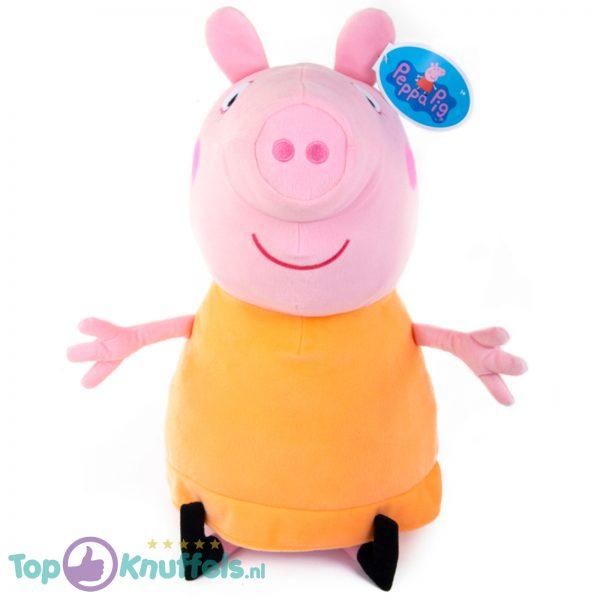 Mama Pig Pluche Knuffel Peppa Pig XL 50 cm