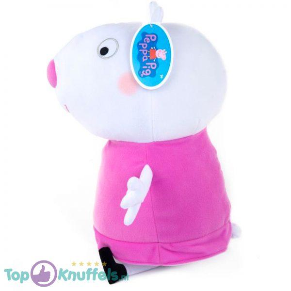 Suzy Schaap Pluche Knuffel Peppa Pig XL 50 cm
